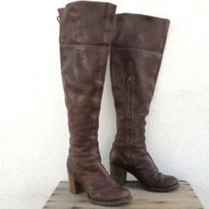 Fiorintini and Baker over the knee boot boot
